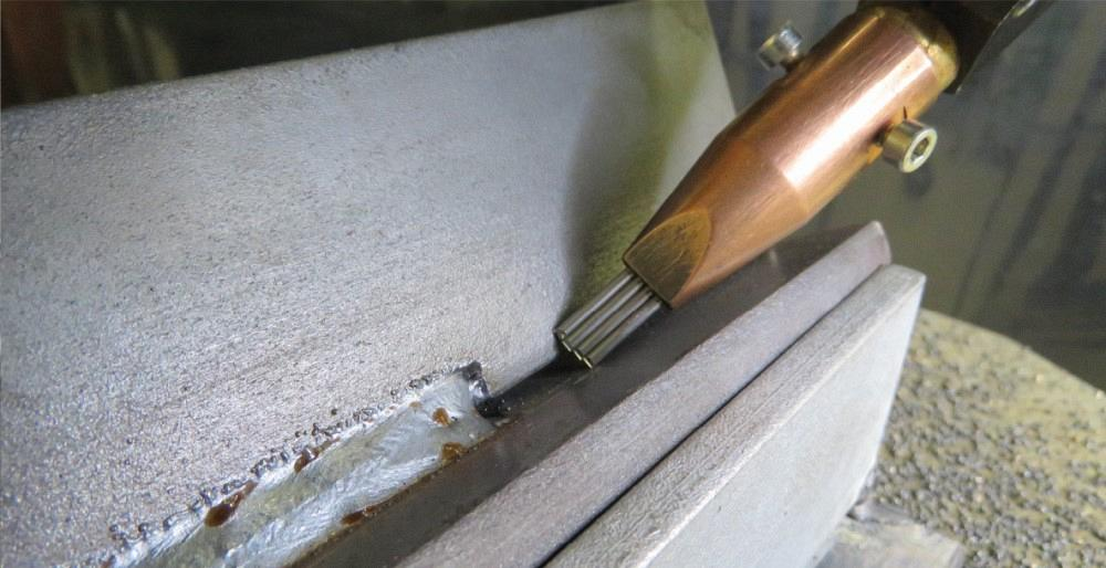 laser joining that can handle thick steel and aluminum sheet