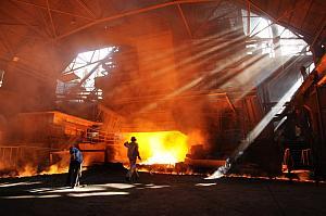 Steel mill operation
