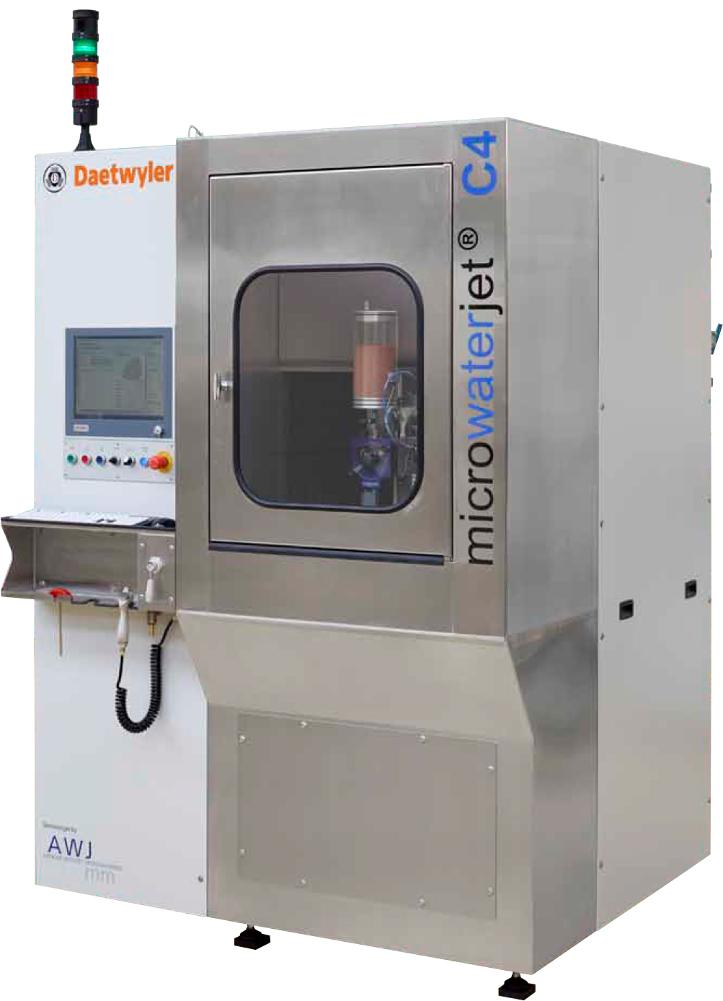 TECHNI Waterjet partners with Micro Waterjet on cutting system