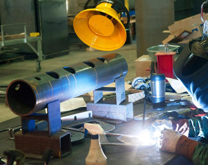 The 3 challenges of managing welding fumes