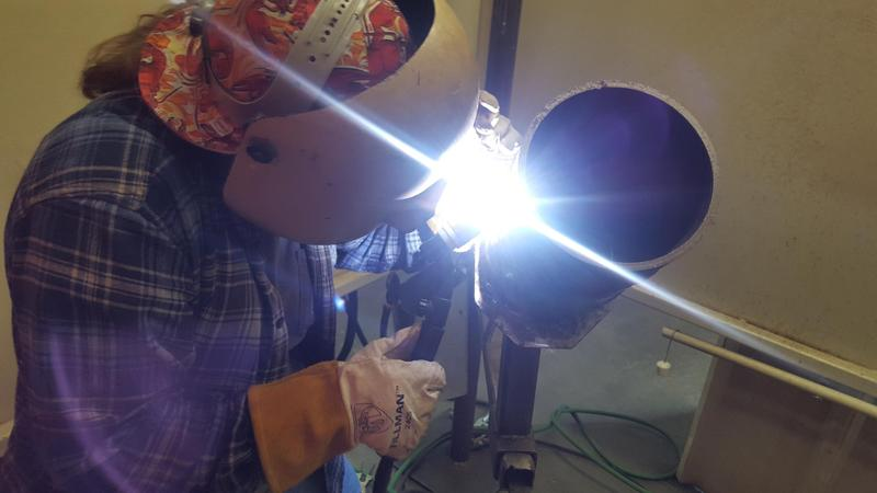 The many career paths of pipe welding