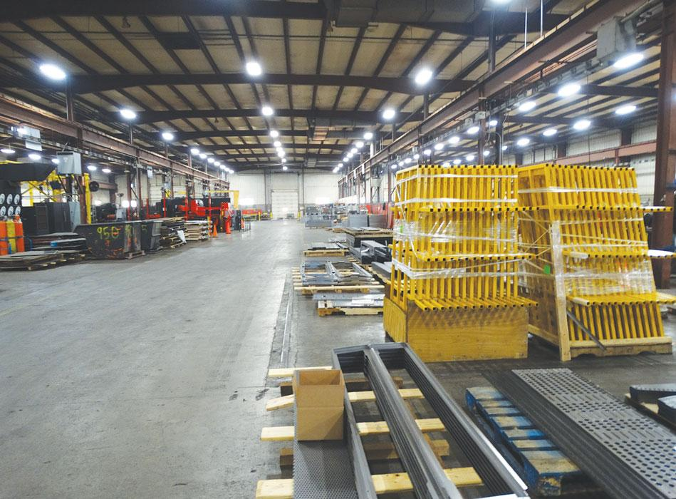 Fabrication building publications