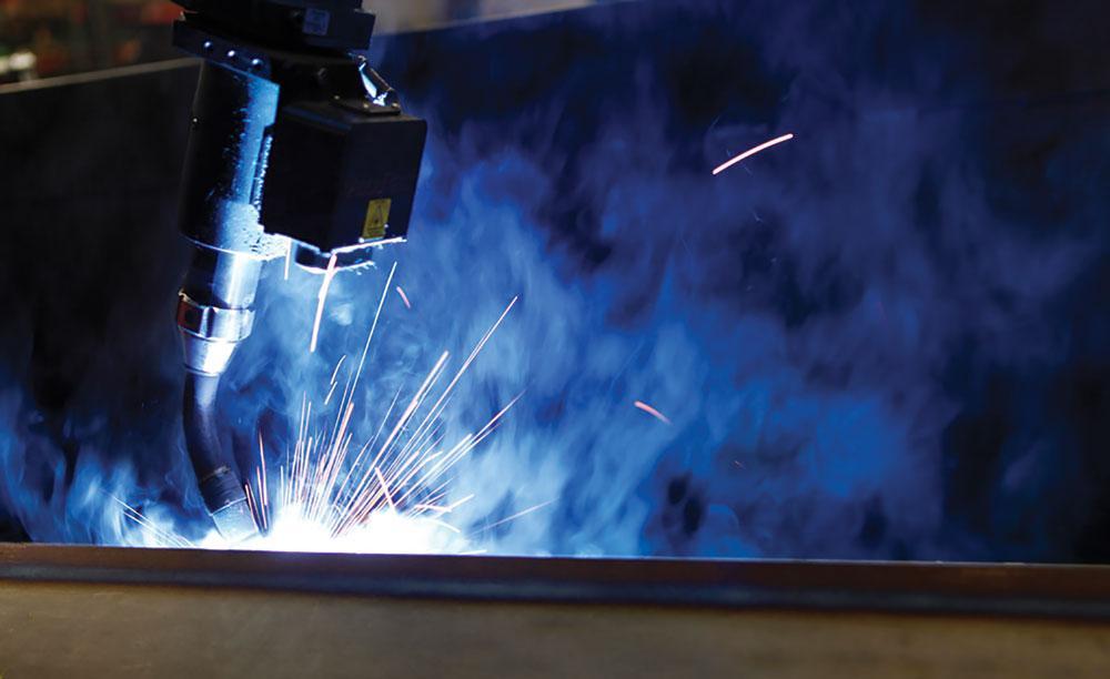 Tips For Successful Robotic Aluminum Welding