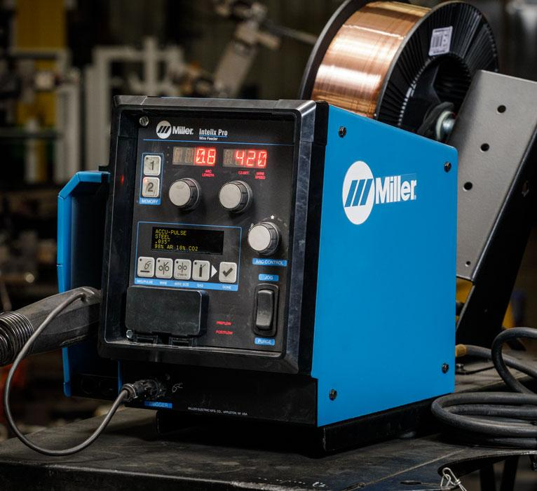 Today's simplified welding technology designed to boost