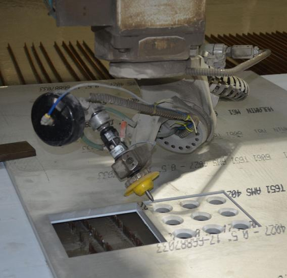 Top 5 in 365—Articles about waterjet cutting