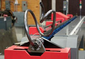 Tube Bending With No Straights No Problem
