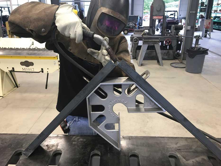 Welder S Unlikely Invention Leads To A Growing Business
