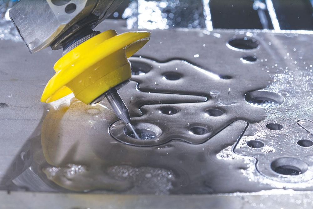 What's trending in waterjet technology?