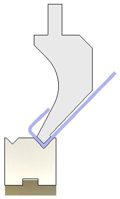 What sheet metal shops wish you knew: Minimum flange, bend radius