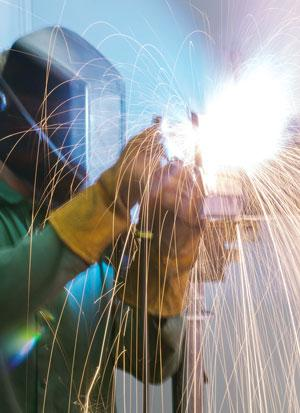 Where the best welders go, and why