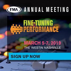 FMA's Annual Meeting