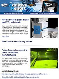 Additive eNews Cover